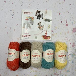Happy Chenille kit 1